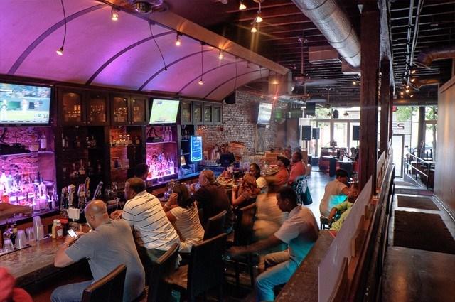 Join the Happy Hour at 255 Tapas Lounge in Atlanta GA 30313