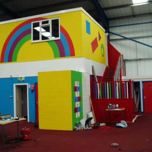 Kids Play Area Builders Hull