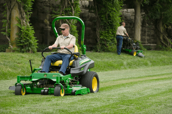 reduce mower downtime