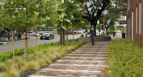 asla add touch of 'green'