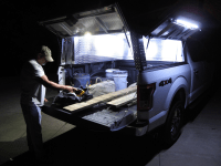 A.R.E Truck bed lighting: For those who work from dawn to dusk