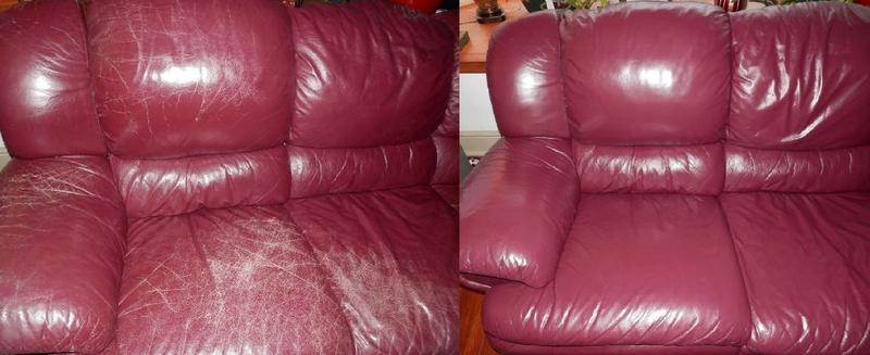 leather sofa cleaning repair company cleaner for tesco total care furniture car interiors