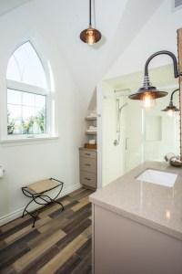 Modern Farmhouse Bathroom - Total Living Concepts