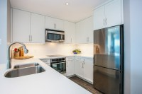 Modern Condo Kitchen - Total Living Concepts