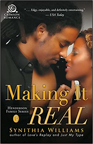 Review: Making it Real by Synithia Williams