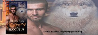 Review: Claiming the Succubus by Lorien Lyn