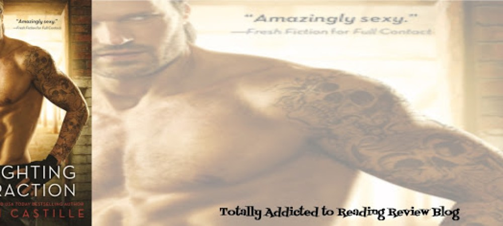 Spotlight and Review: Fighting Attraction by Sarah Castille