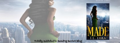 Review: Made by J. L. Lora @jtothelove #TakeControlTBR