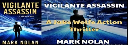 Review: Vigilante Assassin by Mark Nolan