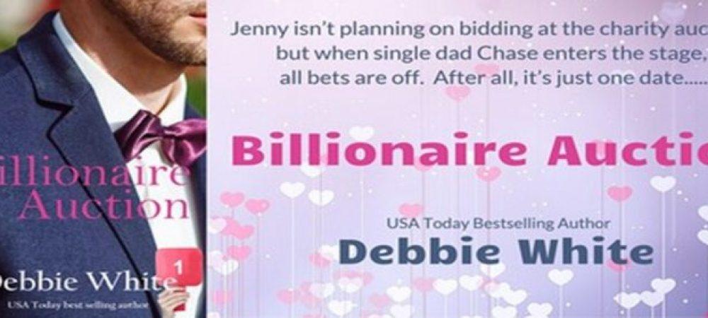 Review: Billionaire Auction by Debbie White