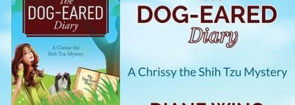 Book Review Tour: The Dog Eared Diary by Diane Wing