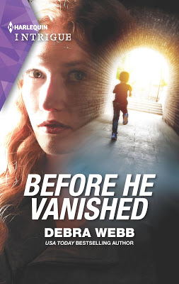 Review Tour: Before He Vanished by Debra Webb