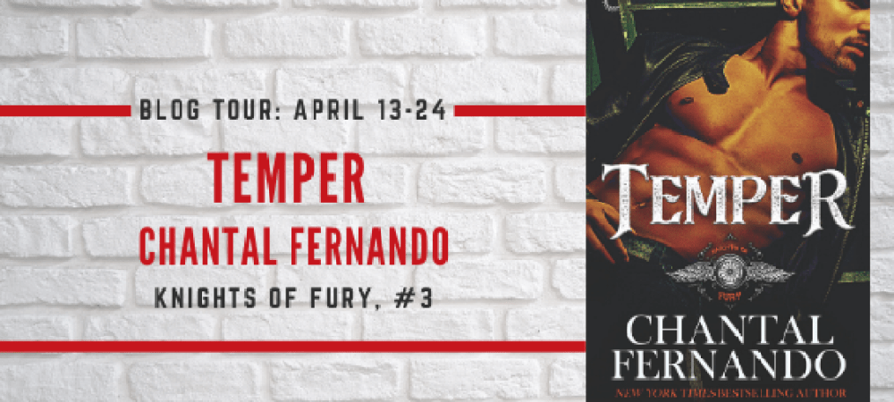 Review: Temper by Chantal Fernando