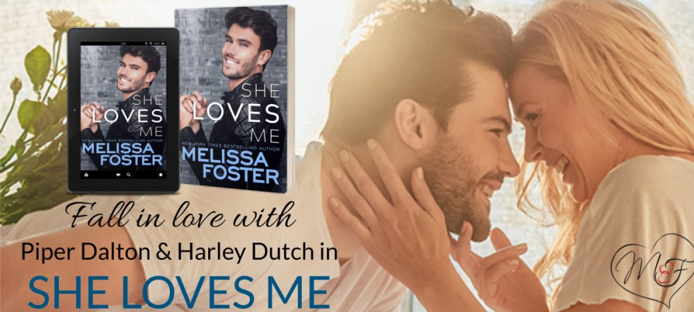 Review Tour: She Loves Me by Melissa Foster