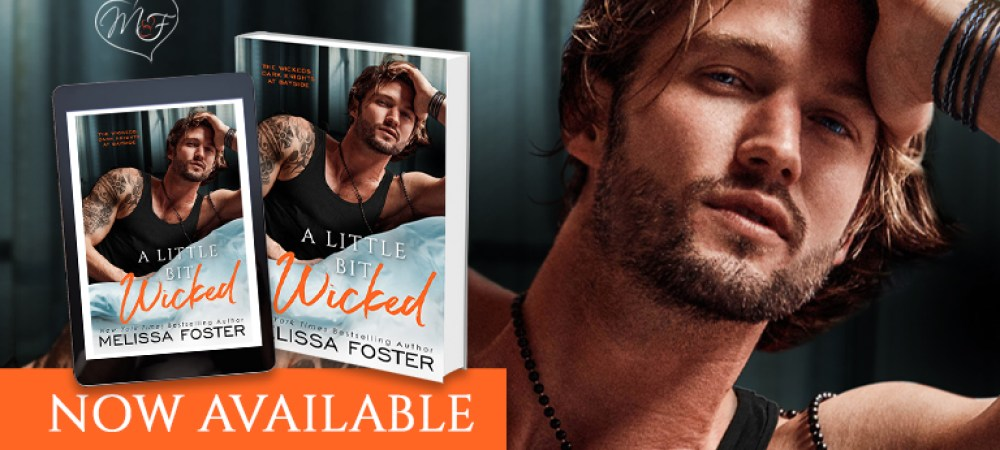 Review: A Little Bit Wicked by Melissa Foster