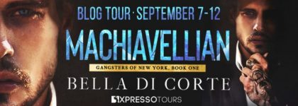 Review: Machiavellian by Bella Di Corte