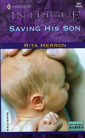 Oldies but Goodies Review : Saving His Son by Rita Heron