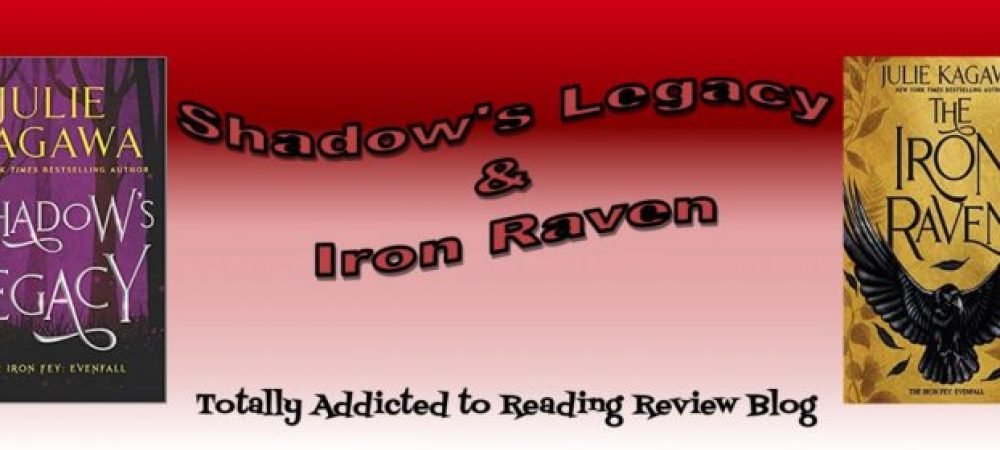 Reviews: Shadow's Legacy and Iron Raven by Julie Kagawa