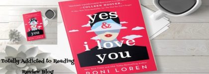📚 Review: Yes & I Love You by Roni Loren