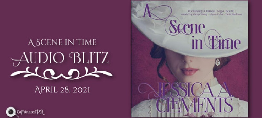 🎧🎧Audio Blitz: A Scene In Time by Jessica A. Clements🎧🎧
