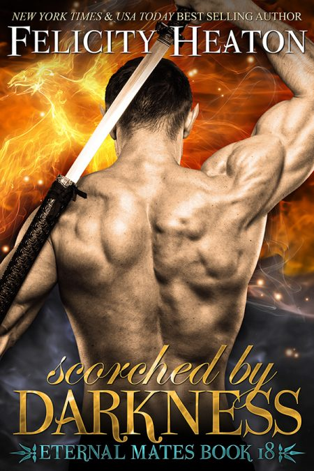 Blog Tour with Giveaway: Scorched by Darkness by Felicity Heaton