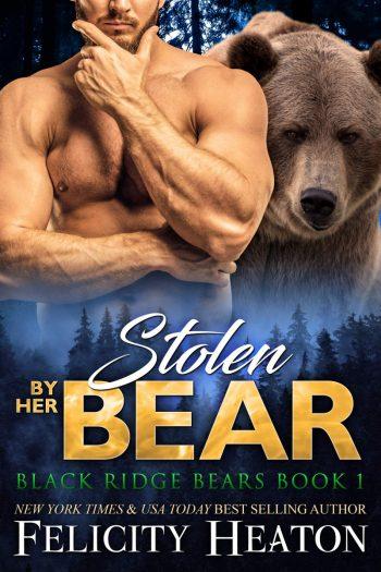 ?Stolen by her Bear by Felicity Heaton