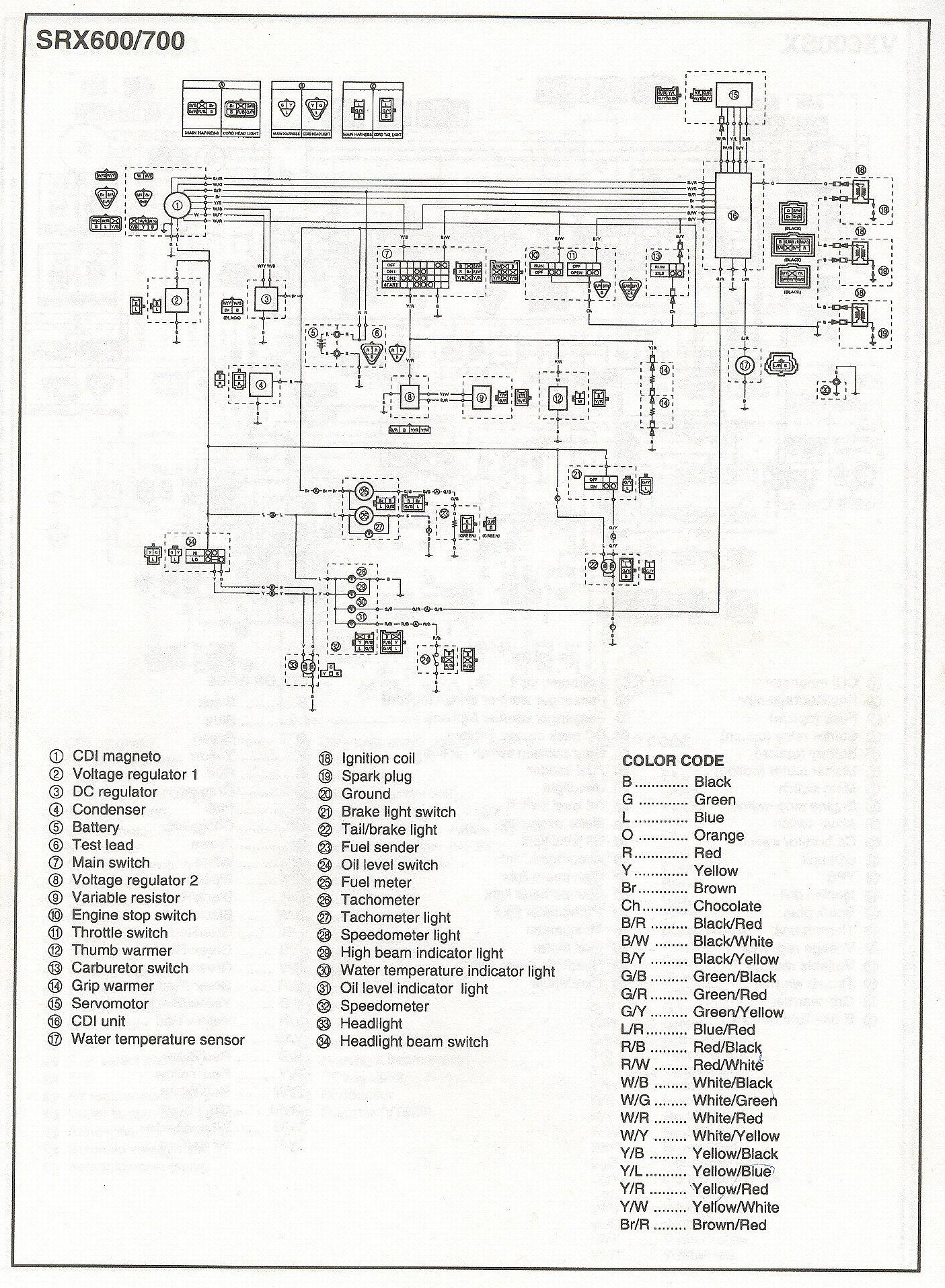 Snowmobile Tachometer Wiring Diagram Library Smiths Wire Source U2022