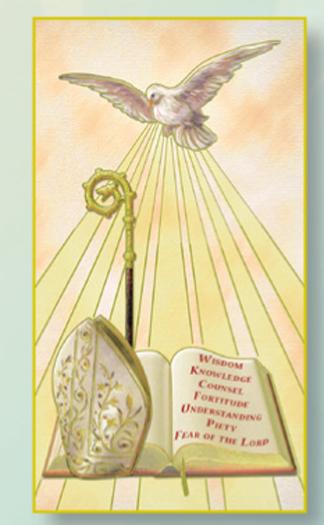 St Hedwig Laminated Holy Cards