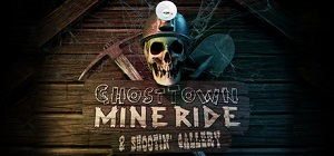 vr ghost town mine ride