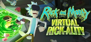 vr rick and morty