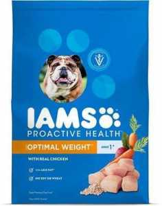 IAMS ProActive Health Adult Optimal Weight Dry Dog Food