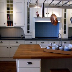 Kitchen Black Cabinets Island Tops Ideas Design Around The World | Totally Home Improvement