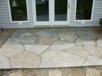 Fake Flagstone Patio - Frasesdeconquista.com