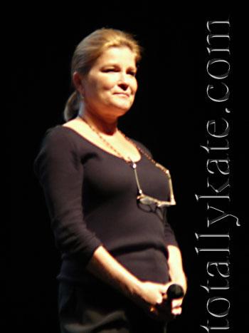 Kate at Dragon*Con on Saturday