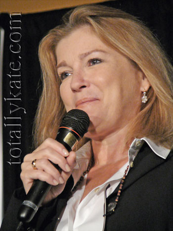 Kate Mulgrew at Dragon*Con
