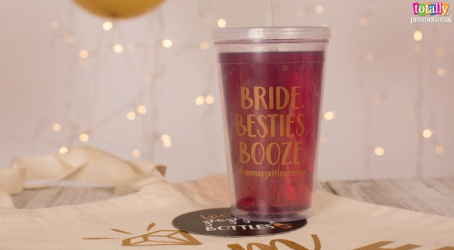 Customized Bachelorette Party Cups