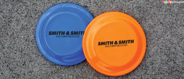 Summer Promotional Frisbees