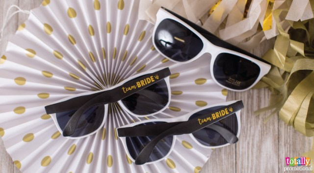 Personalized Bachelorette Party Sunglasses