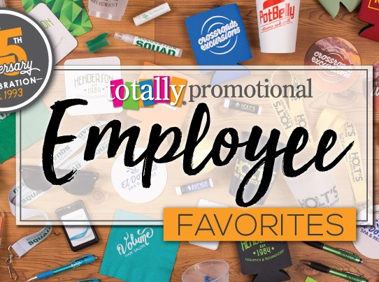 Employee Favorite Promotional Items