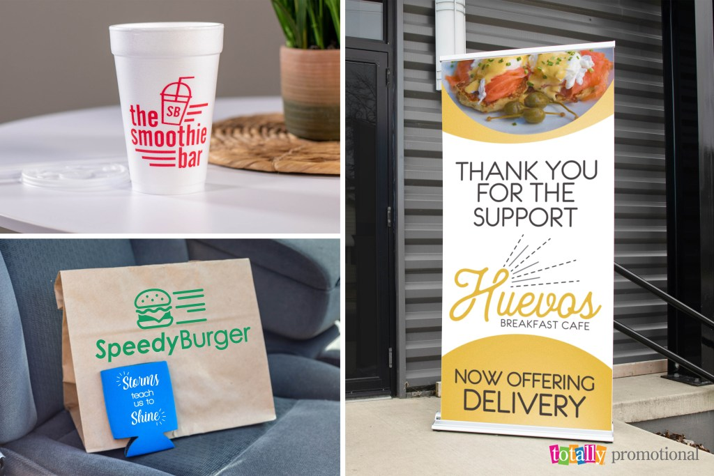 Carry out promo items