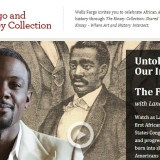 PRESS RELEASE: Wells Fargo BringsAfrican American Treasures from The Kinsey CollectiontoThe Houston Museum of African American Culture