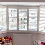 How To Pair Plantation Shutters With Curtains Totally Shutters
