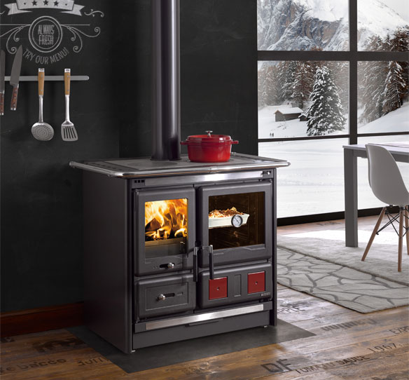 totally sustainable woodburing cookers