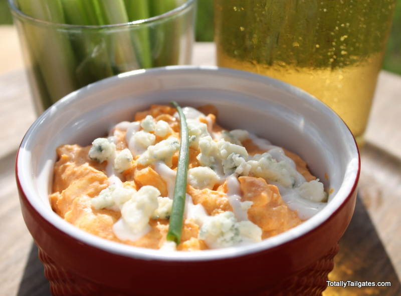 Best every Buffalo Chicken Dip! Game day favorite.