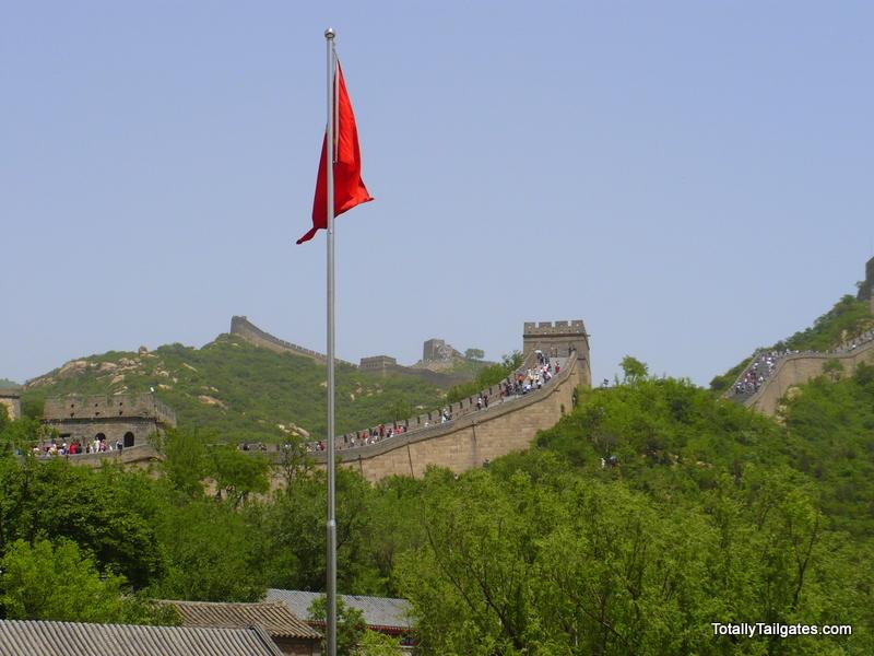 Great Wall of China Beijing Summer Olympics 2008