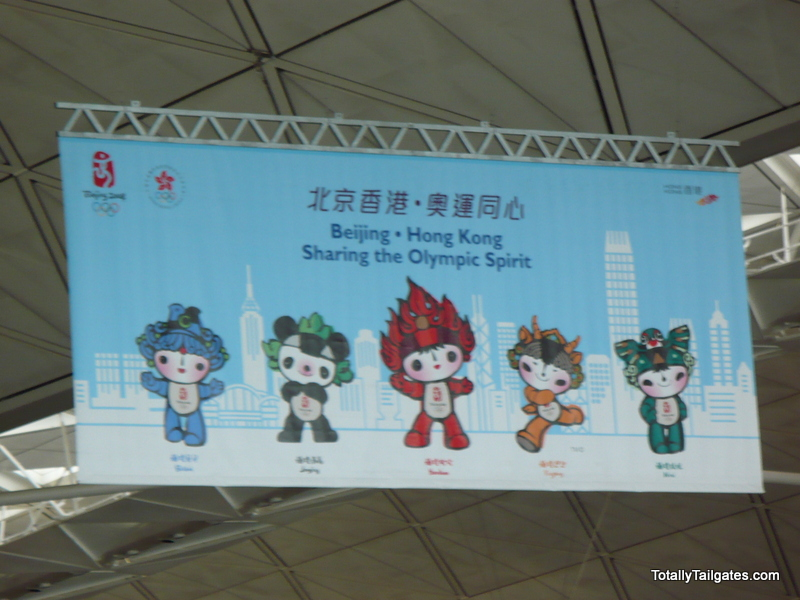 Flashback Friday: 2008 Olympics in China