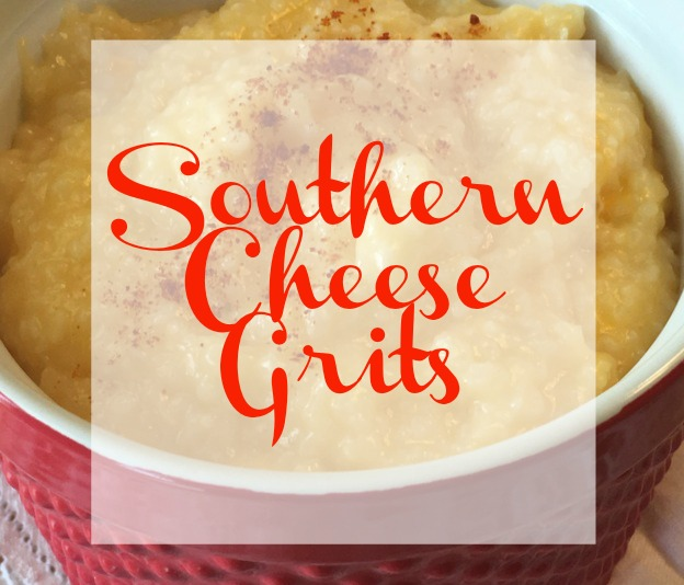 Southern Cheese Grits