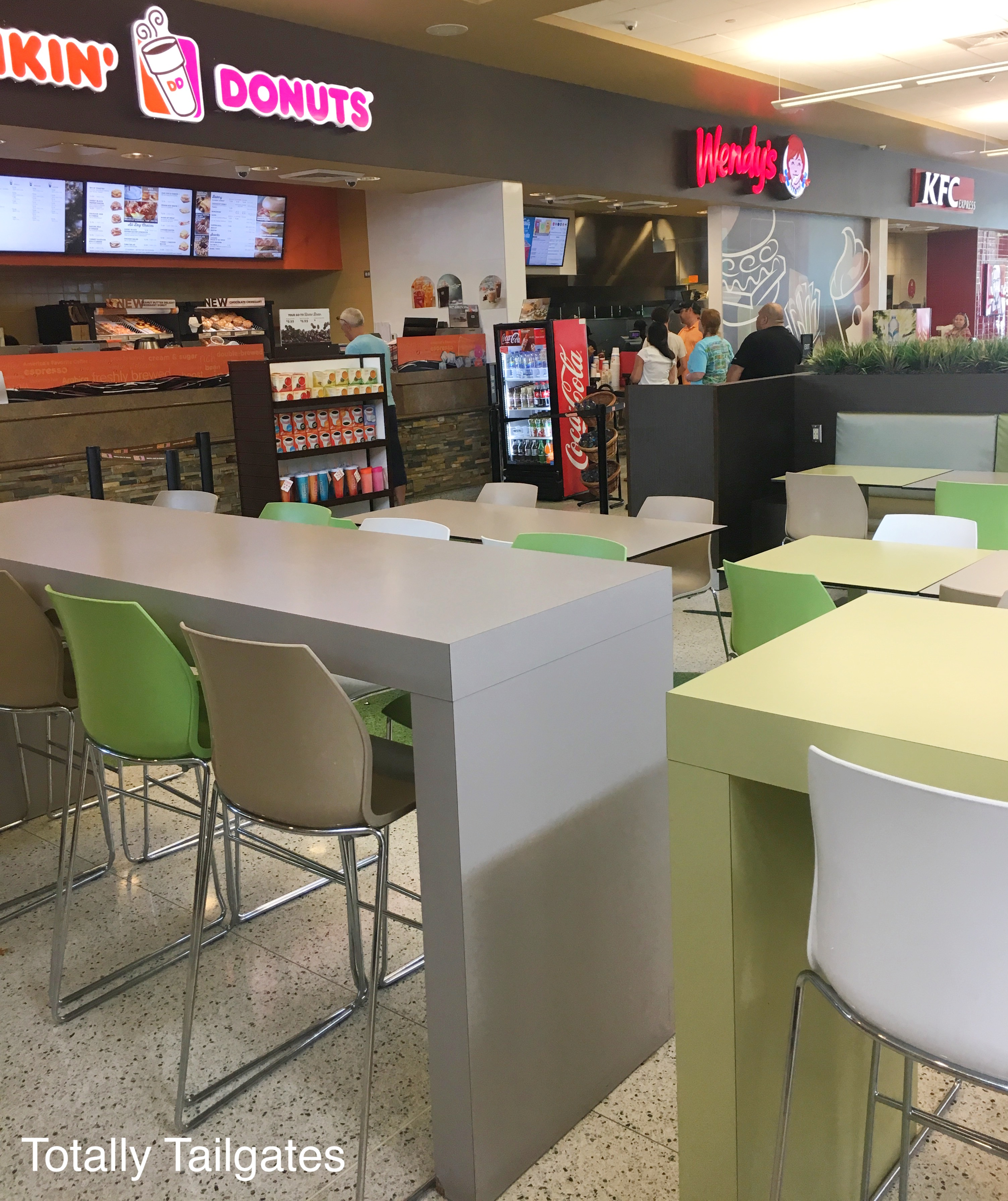 Travel review: Florida Turnpike Rest stop