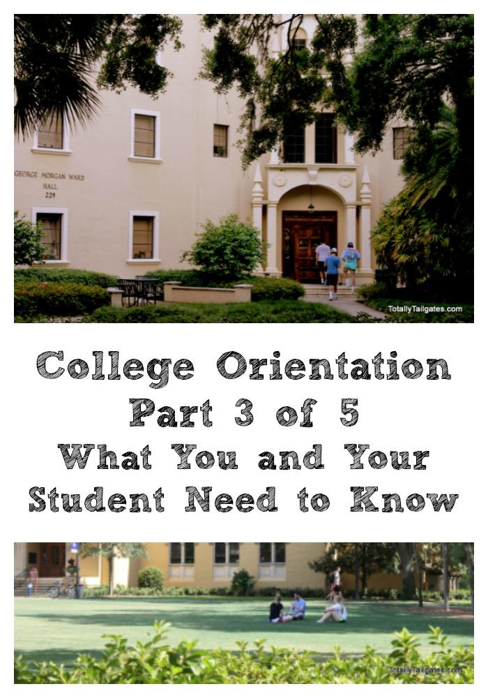 College Orientation Part 3 of 5: Campus Housing Tips