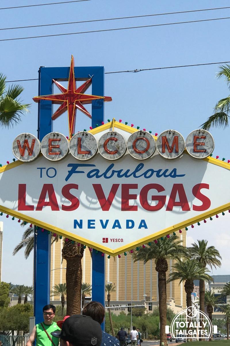 Las Vegas | Totally Tailgates